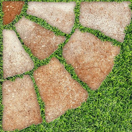 Gạch lát sân vườn 4040GREENERY003